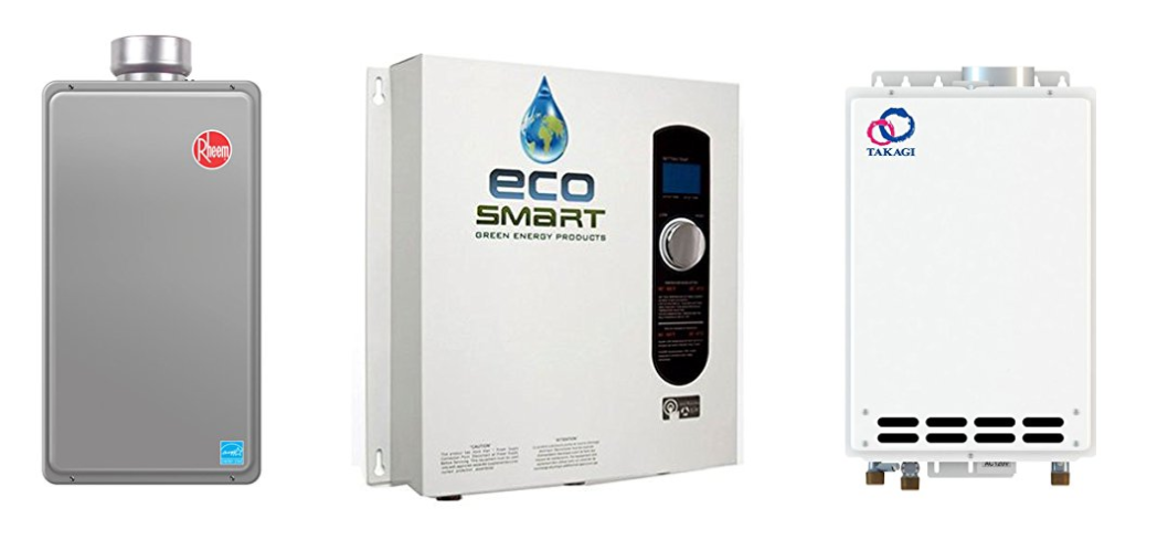 Getting the Best Tankless Water Heater