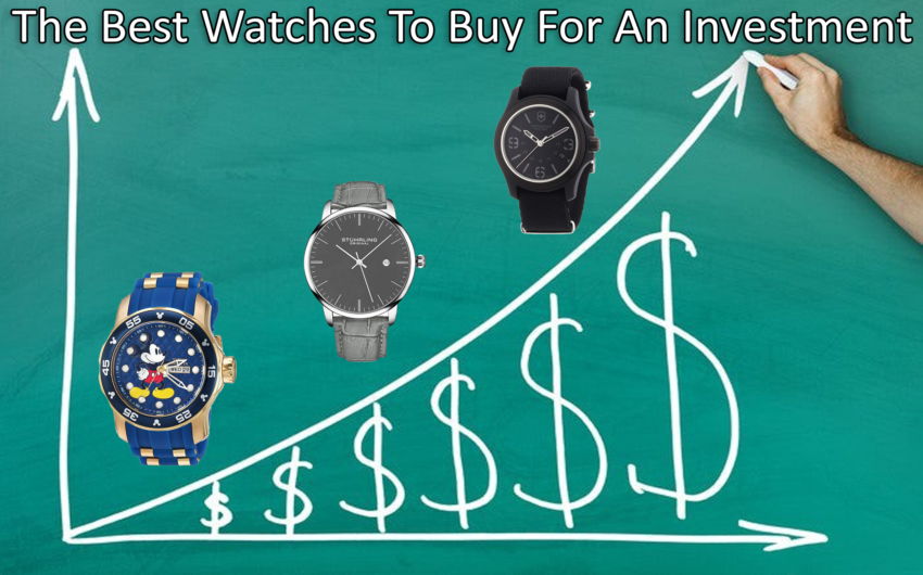 Finding Financial Advice on Watch Invests