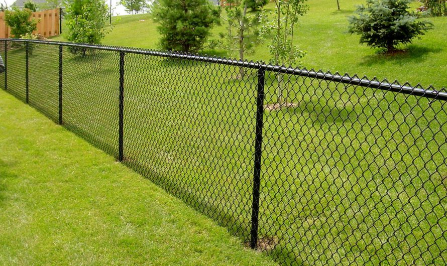 Chain Link Fence – Not Just For Old People Anymore