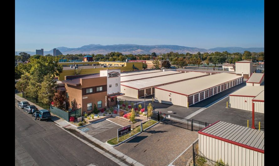 Sparks, NV Self Storage – Finding the Best Facility