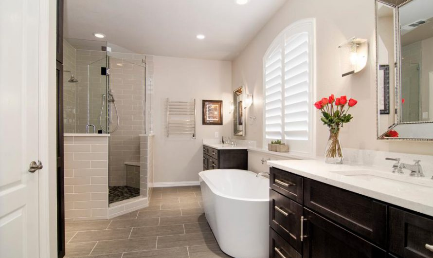 Master Bathroom Remodeling Ideas For a New Look