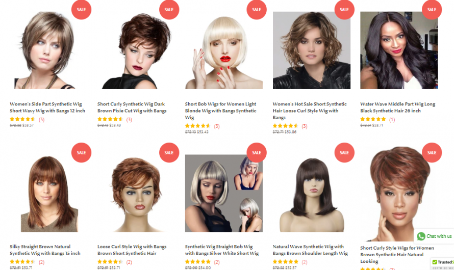 Selling Half Wigs – How to Make Money