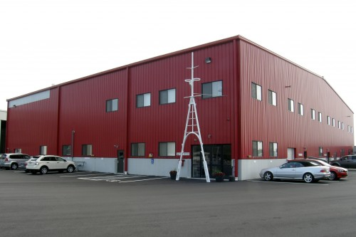 Nevada Prefabricated Steel Buildings